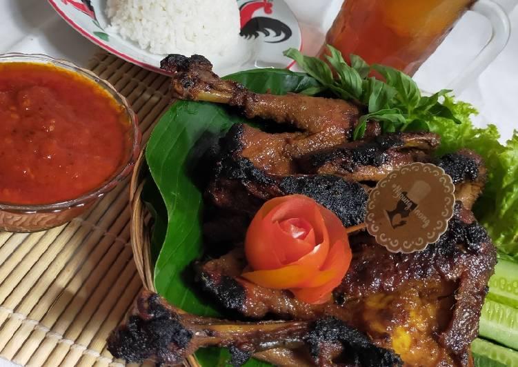 Resep Ayam Bakar Wong Solo