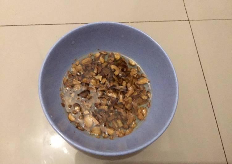 Resep Minyak Bawang Putih Goreng