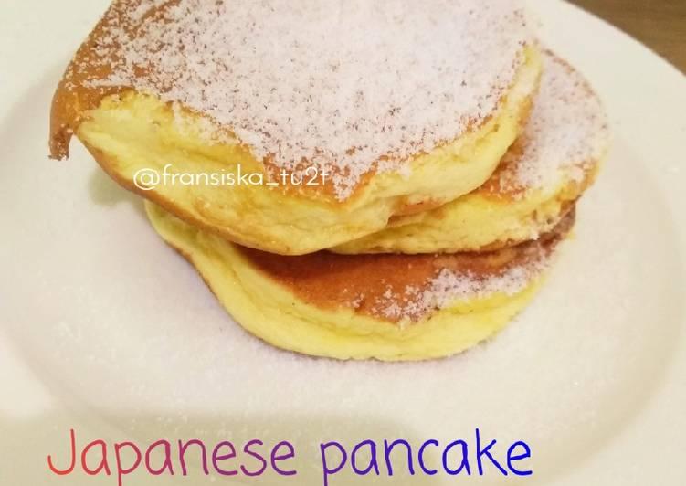 Resep Japanese Pancake Super Yummy