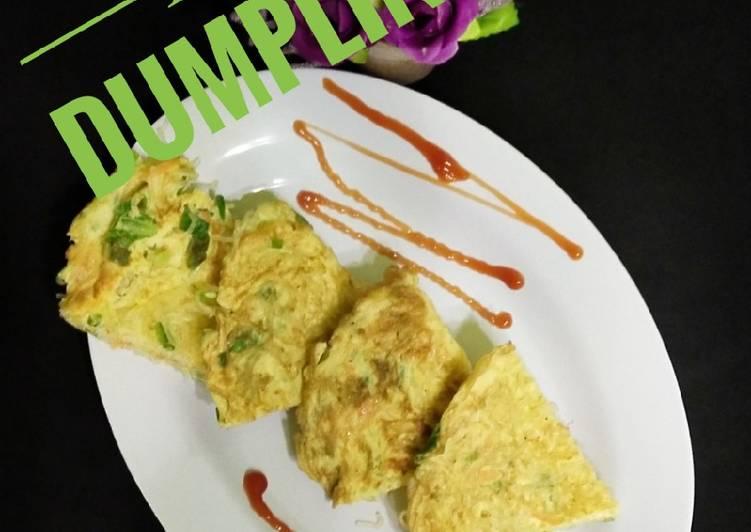 Resep Egg Dumpling