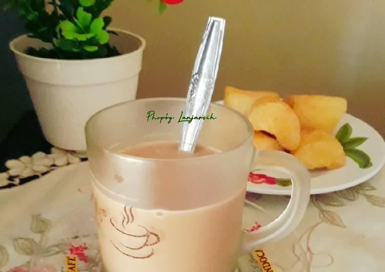 Resep Nescafe Susu Jahe