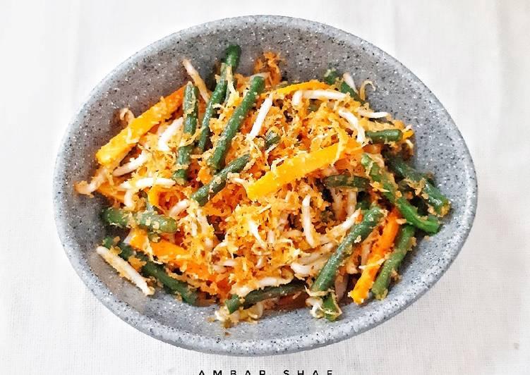 Resep Urap Sayuran