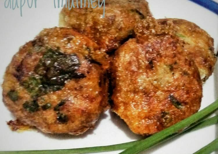 Resep Perkedel kentang daging sapi