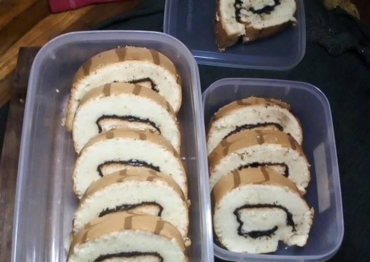 Resep Roll cake