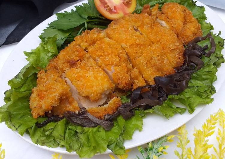 Resep 6.Japanese chicken katsu