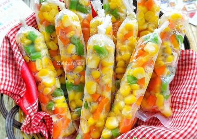 Resep Mixed Vegetables Frozen