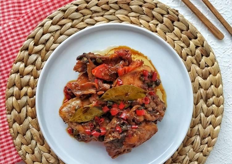 Resep Ayam Kecap Sunda