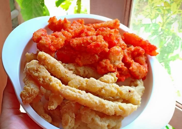 Resep Chee.Ta (Cheetos Tahu)