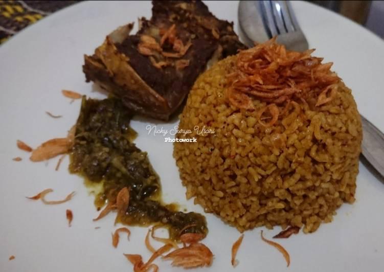 Resep Nasi Kebuli Rice Cooker