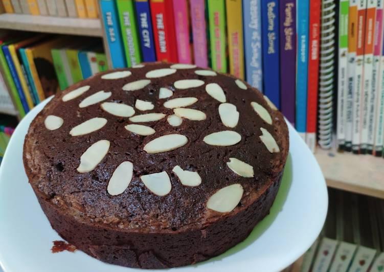 Resep Brownies Panggang Tanpa Oven