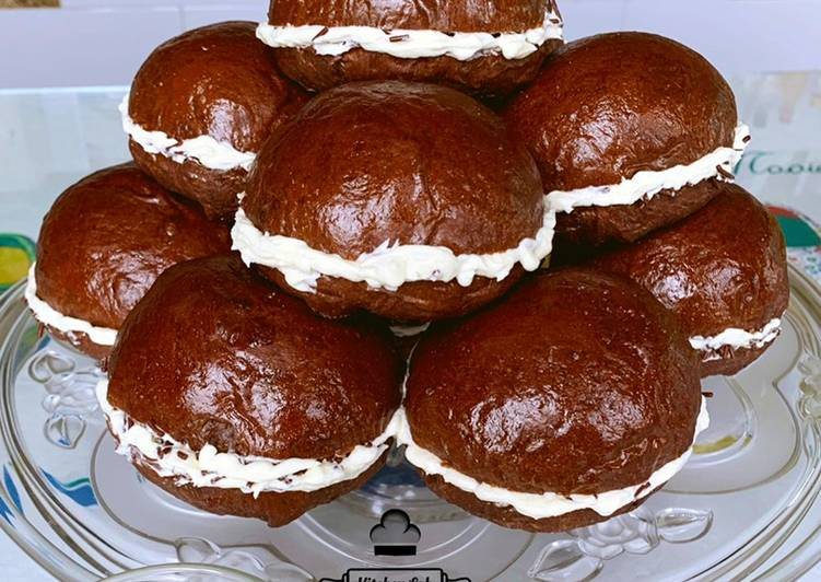 Resep Roti Coklat Meses (Inspired by Bona Rongrong)