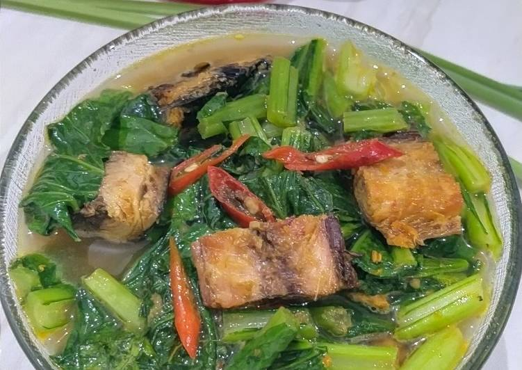 Resep Kari Sawi Tongkol