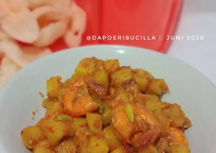 Resep (17)Sambel Goreng kentang