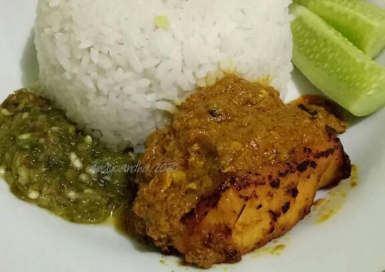 Resep Singgang Ayam Padang Panjang