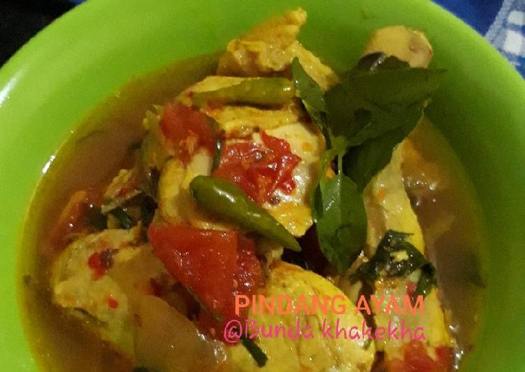 Resep Pindang/asem2 ayam