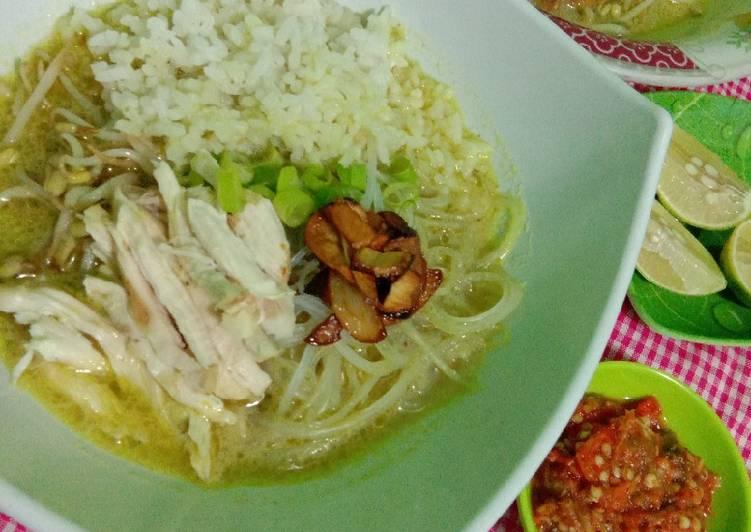 Resep Soto Ayam Khas Semarang