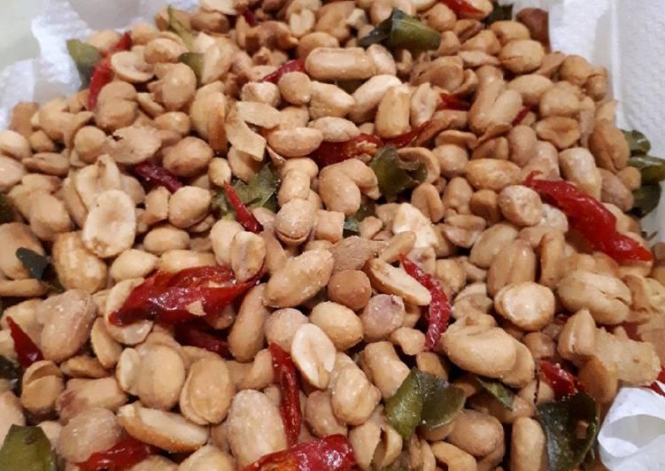 Resep Kacang Goreng ala Thai