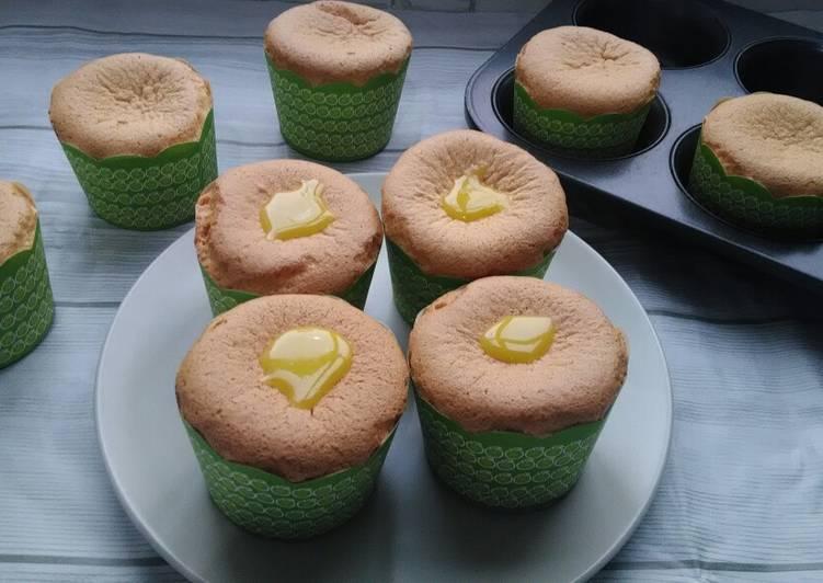 Resep Lemon Chiffon Cake #pr_anekachiffon