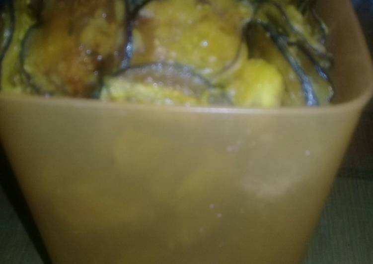 Resep Kripik terong wungu