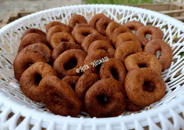 Resep Kue Ali (Kue Cincin)