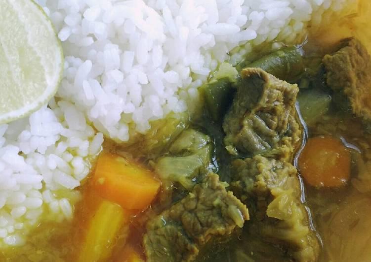Resep Soto Daging Sapi (bening)