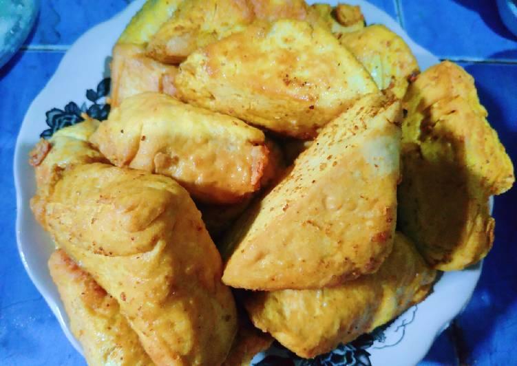 Resep TAHU Goreng Bumbu