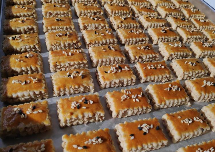 Resep Kue Kacang Jadoel