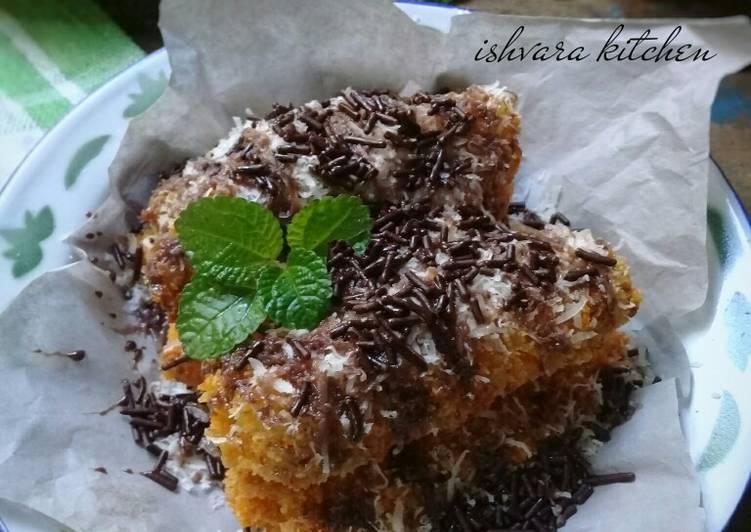 Resep Pisang goreng keju crispy