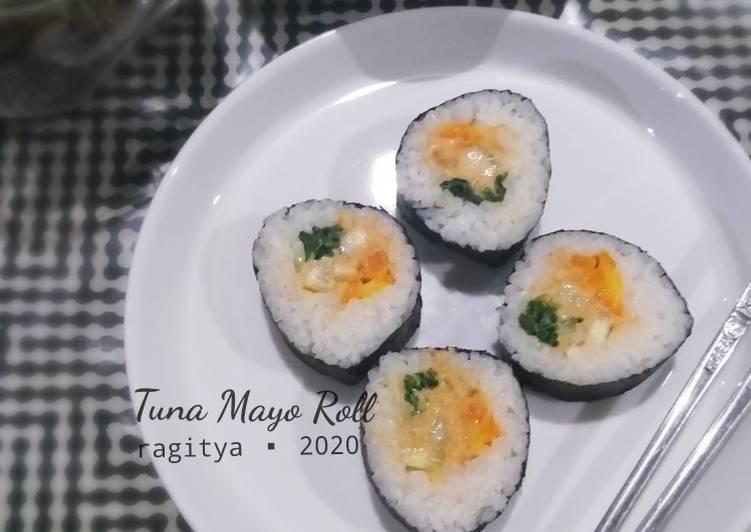 Resep Tuna Mayo Roll