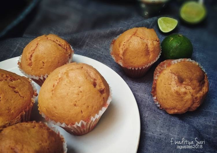 Resep Muffin Polos