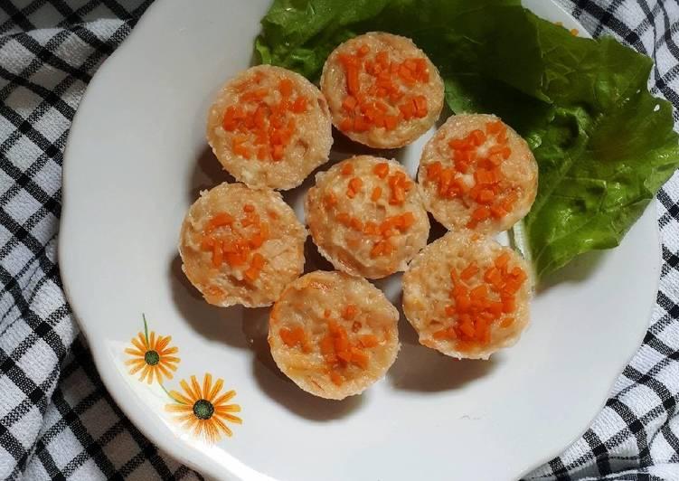 Resep Siomay Ayam Udang