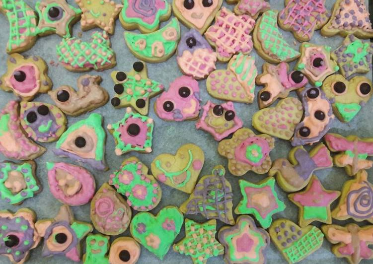 Resep Cookies hias ala #BikinRamadanBerkesan