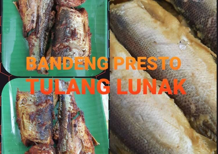 Resep Bandeng Presto Tulang lunak
