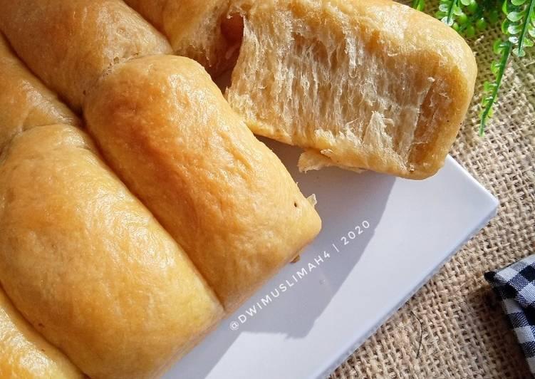Resep Cappucino Bread | Roti Rasa Cappucino Super Lembut