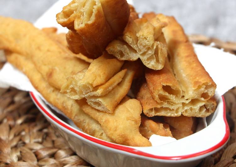 Resep Chinese Fried Dough Fritter