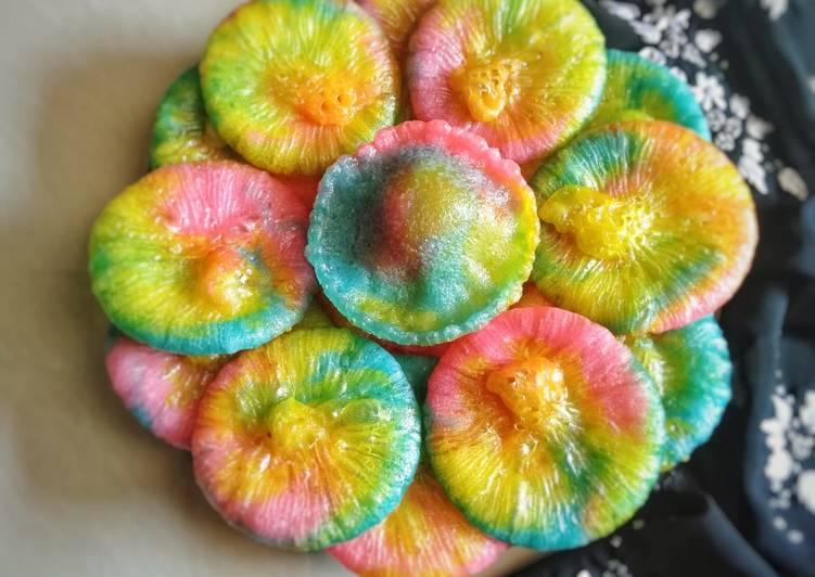 Resep Kue Cucur Marble