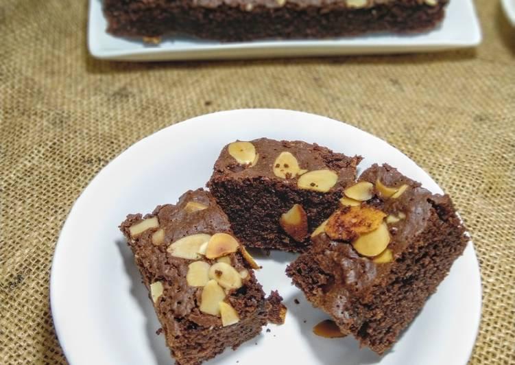 Resep Milk Chocolate Brownie