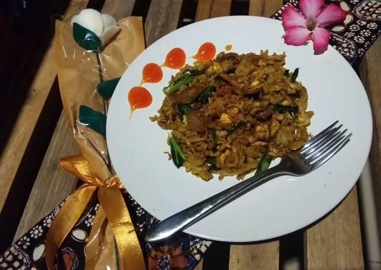 Resep Mie Ayam Goreng