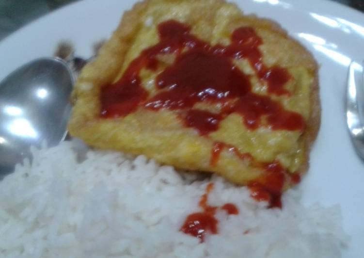 Resep Thai Omelet