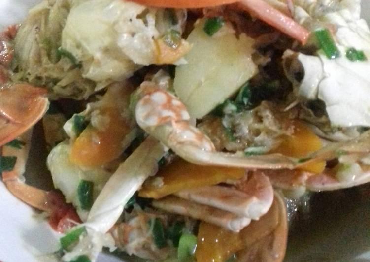 Resep Sup Kepiting