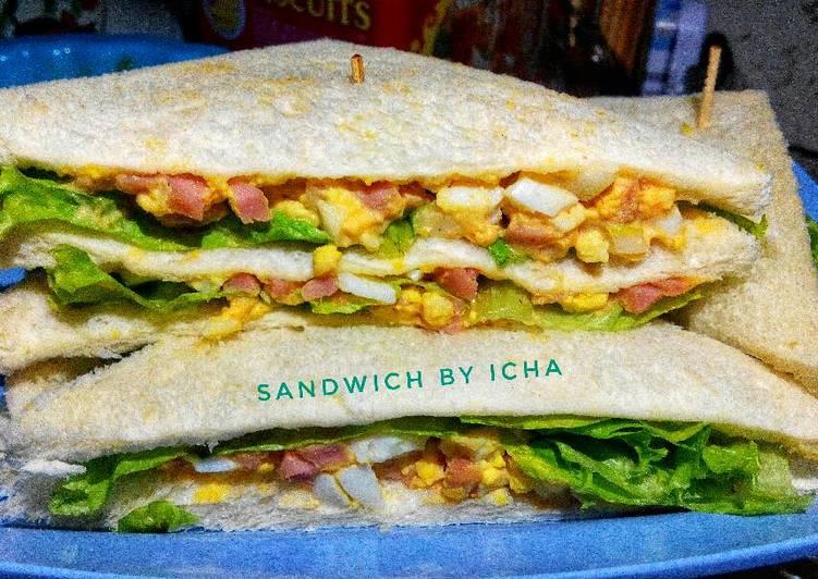 Resep Sandwich ala