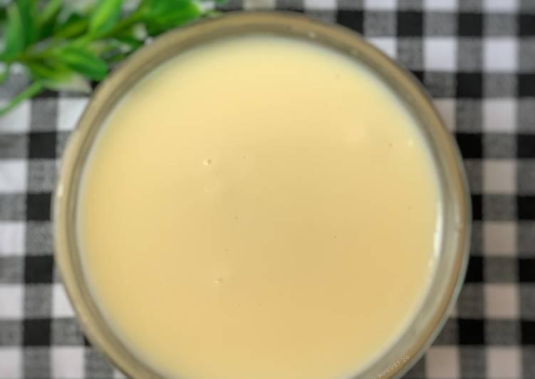 Resep Vla Pudding