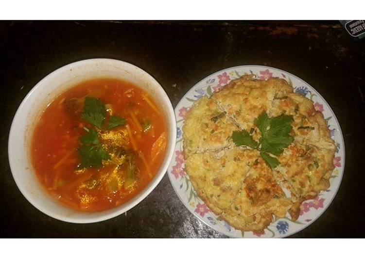 Resep Fuyung Hai Ayam