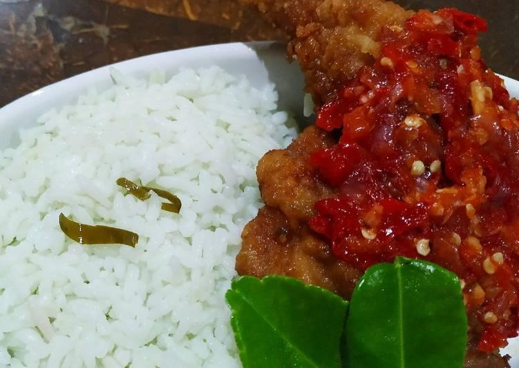Resep Ayam Sambel Korek