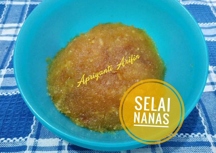 Resep Selai Nanas Homemade