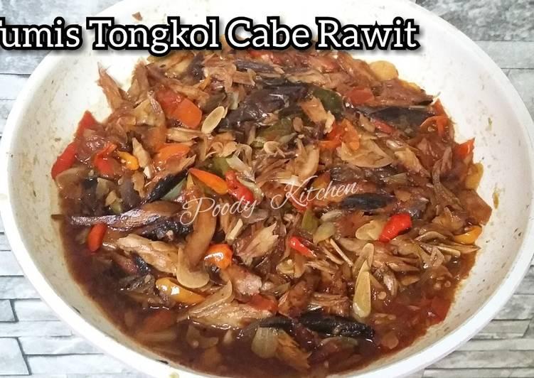 Resep Tumis Tongkol Cabe Rawit