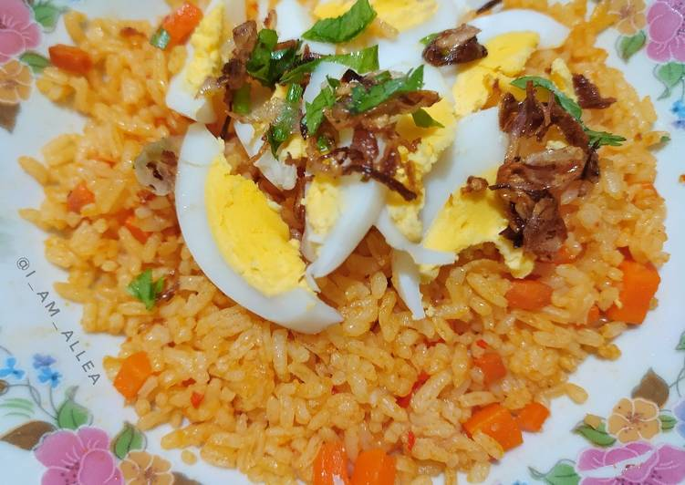 Resep Nasi Goreng Banjar