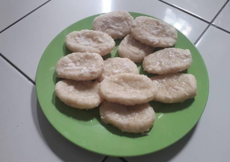 Resep Kue gagatas gula putih