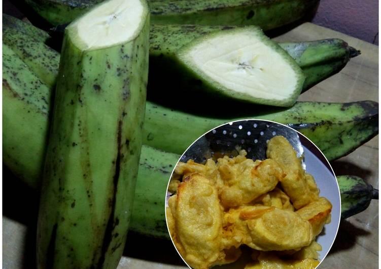 Resep #cara alami mematangkan pisang