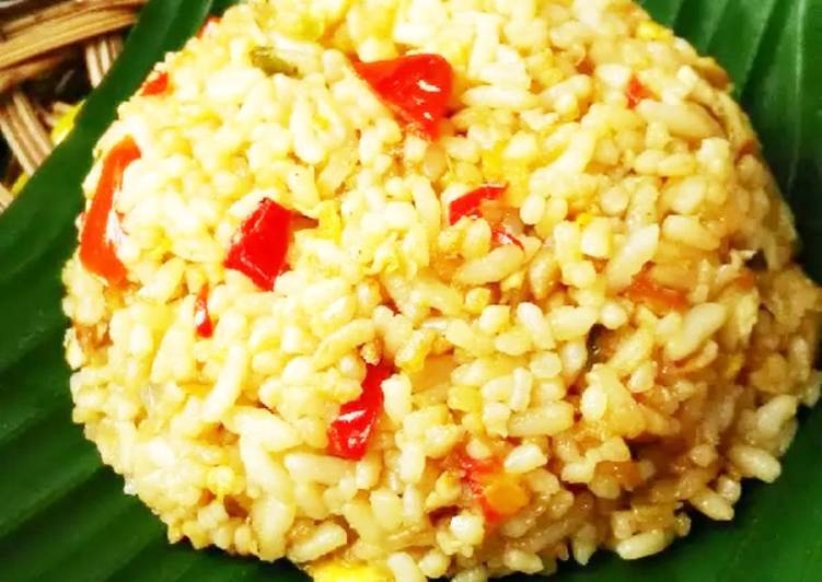 Resep Nasi Goreng Pagi